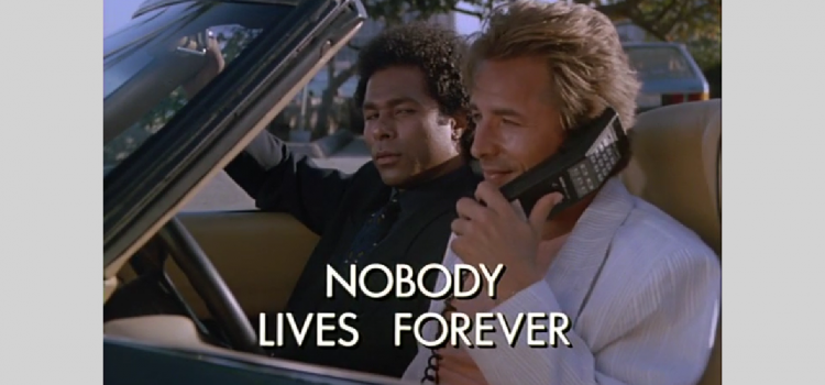 Go With The Heat 21 – Nobody Lives Forever