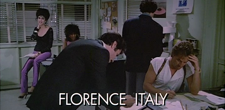 Go With The Heat 44 – Florence Italy