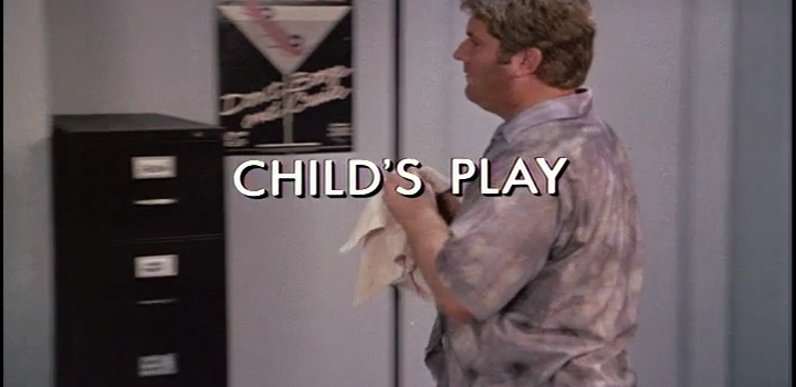 Go With The Heat 85 – Child's Play