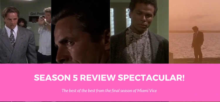 Go With The Heat 134 – Season 5 Review Spectacular!
